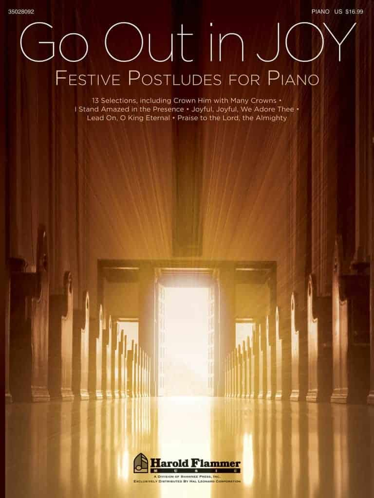 Go Out in Joy (Piano Book)