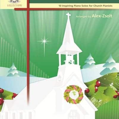 The Traditional Christmas Service (Piano Book)