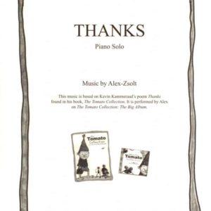 Thanks by Alex Zsolt
