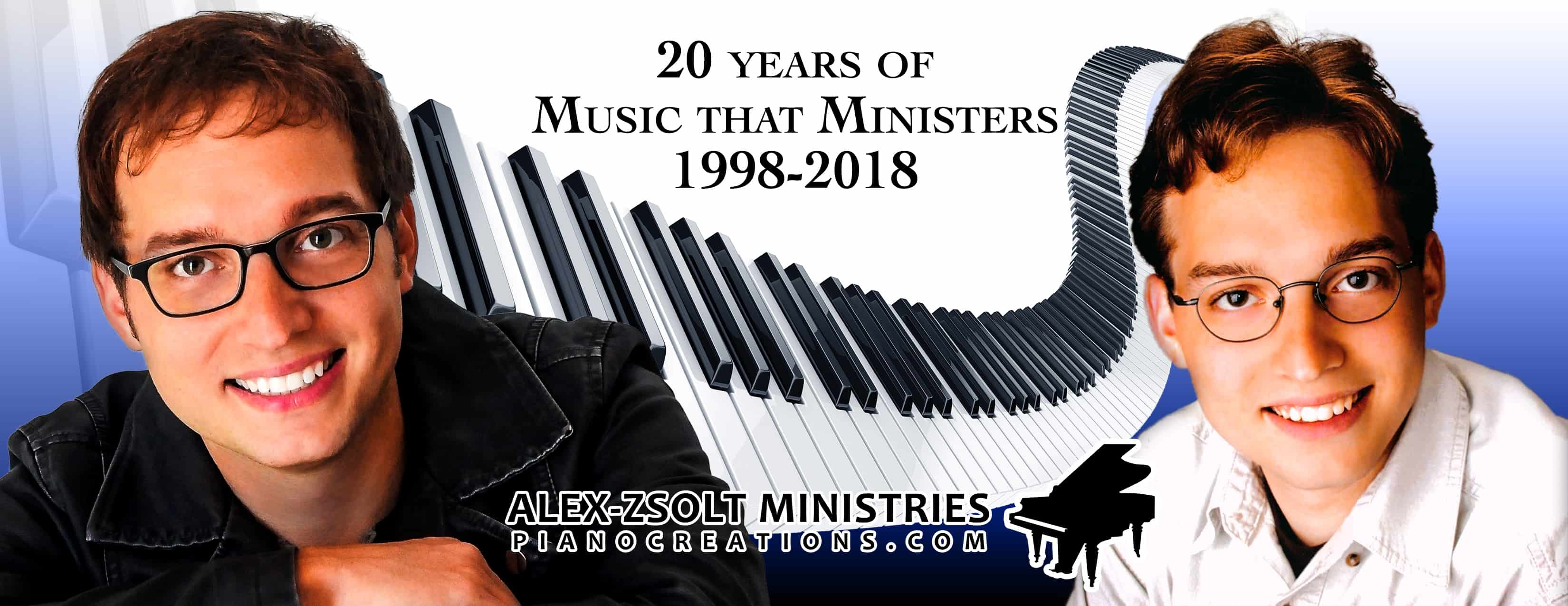 Alex-Zsolt Ministries 20th Anniversary