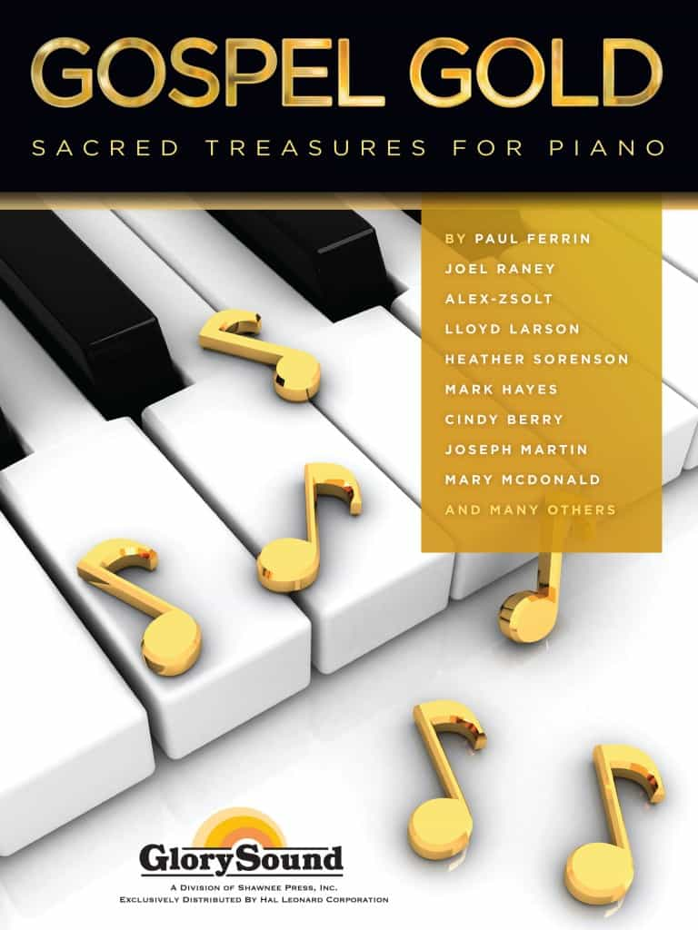 Gospel Gold (Piano Book)