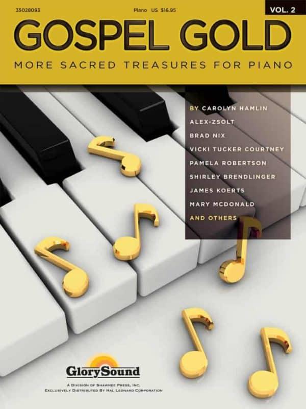Gospel gold Volume 2 by Alex Zsolt