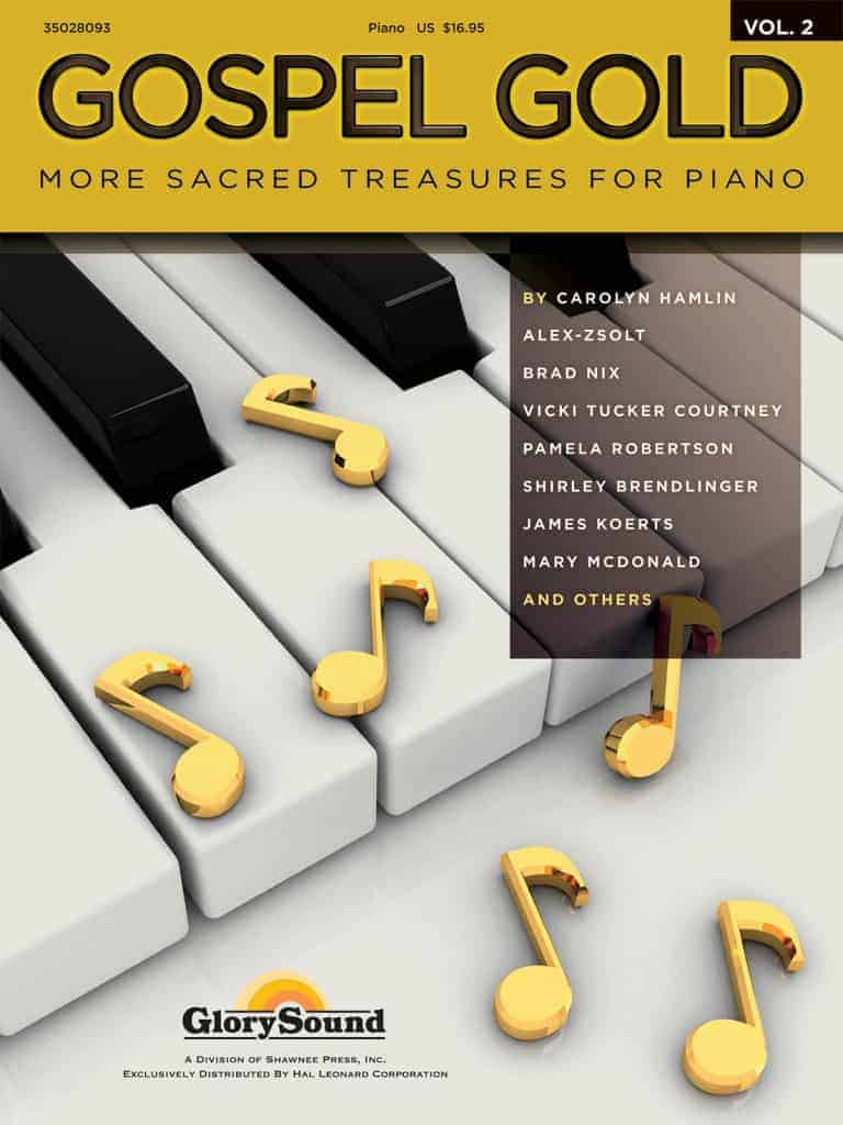 Gospel Gold Volume 2 (Piano Book)