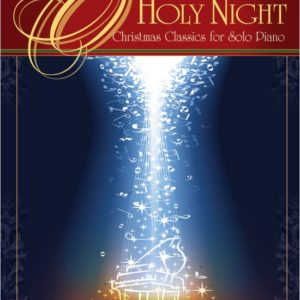 O Holy Night Piano Book by Alex Zsolt