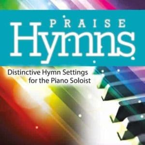 Praise Hymns Piano Book by Alex Zsolt