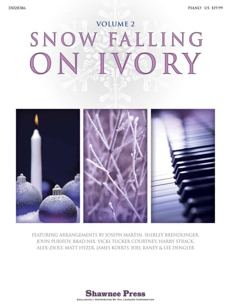 Snow Falling On Ivory Volume 2 (Piano Book)