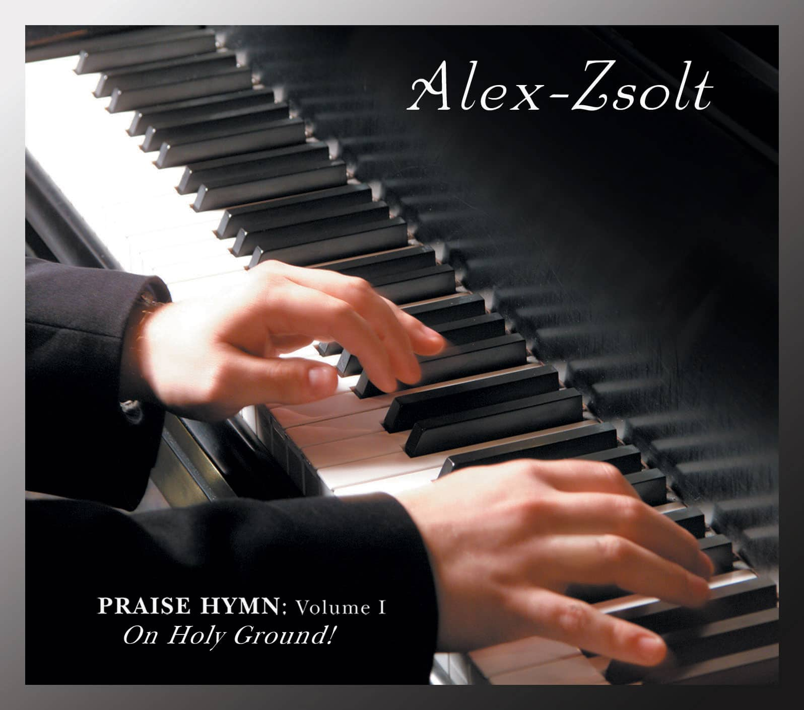 Praise Hymn Volume 1 by Alex-Zsolt